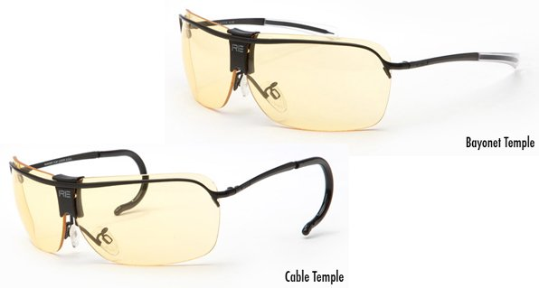 Randolph XLW Shooting Glasses