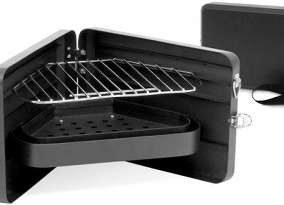 The Barbecue Grill Briefcase