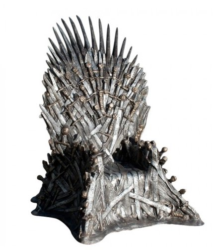 The 'Game of Thrones' Iron Throne Can Be Yours For $30,000