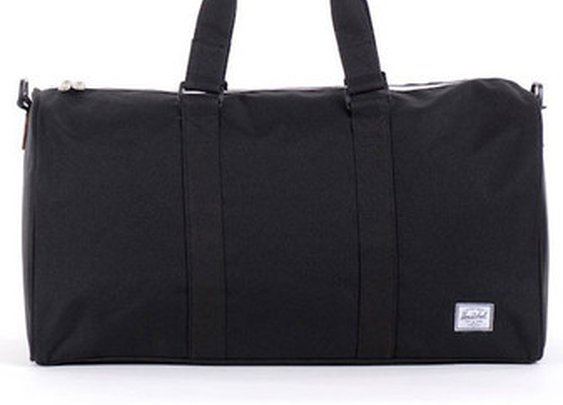 Herschel Supply Ravine Duffel Bag - All Black