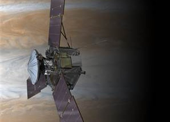 Juno probe races in space to unlock the secrets of Jupiter