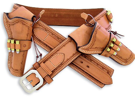 The Idaho John Rig by Kirkpatrick Leather