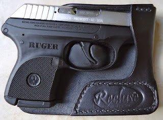 ruger lcp wallet pocket holster mag