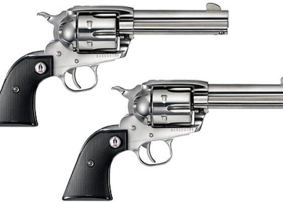 Ruger® SASS® Vaquero® Single-Action Revolver