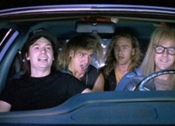 Songs We Belt Out In The Car… With The Windows Rolled up  |  thethingaboutflying
