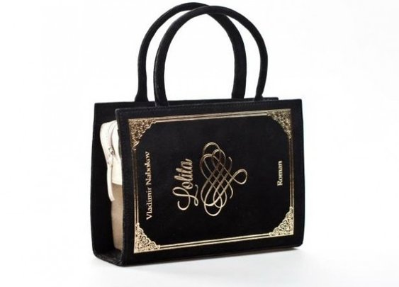 Print is Still Fashionable: Handbags Made From Books