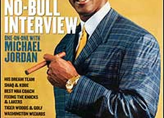 One-on-One with Michael Jordan | Celebrities | Cigar Aficionado