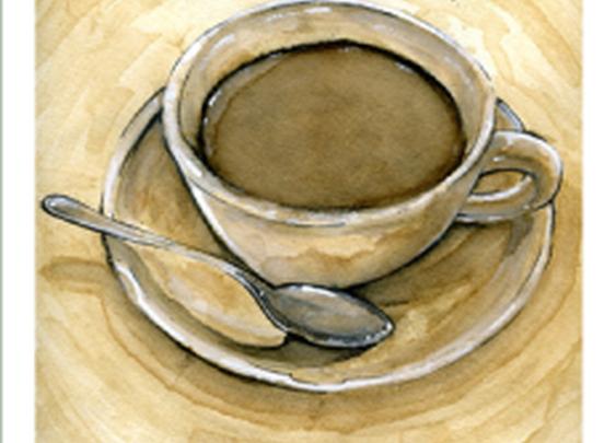 Caffe' sospeso explained