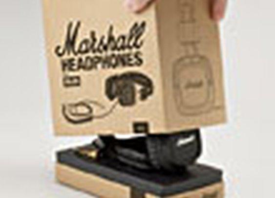 Major Black / Marshall Headphones