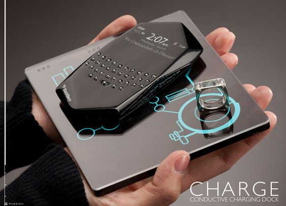 Blackberry Empathy Concept Phone by Kiki Tang & Daniel Yoon » Yanko Design
