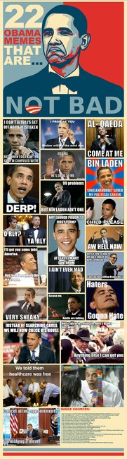 22 Obama Memes That Are… Not Bad