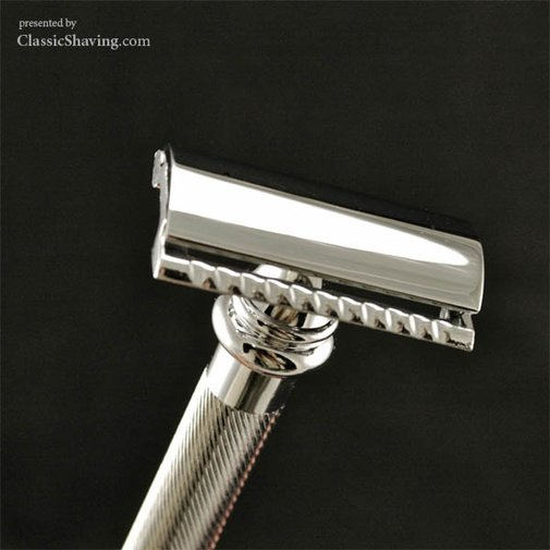 Safety Razors, Safety Razors & Blades, Merkur Safety Razors - ClassicShaving.com
