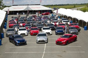 Nissan GT-R at the Monticello Motor Club | Nick Palermo, Freelance Auto Writer |