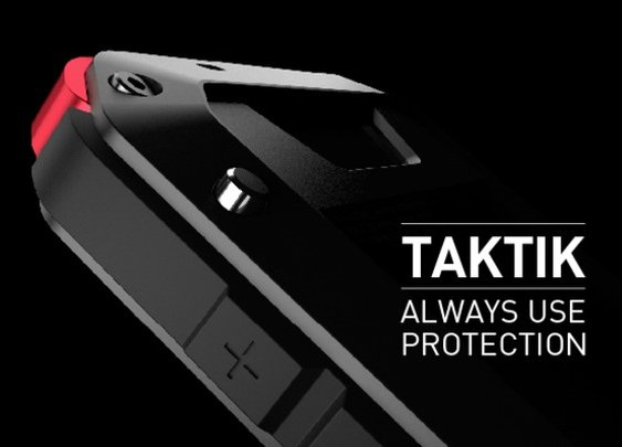 TAKTIK: Premium Protection System for the iPhone by Scott Wilson + MINIMAL — Kickstarter