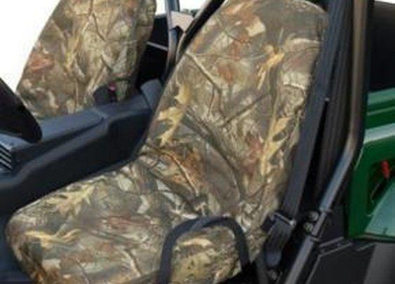 Yamaha Rhino 660 UTV Easy Fit Seat Covers set HD Camo 052963783575 | eBay