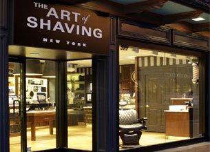 the Art of Shaving kc