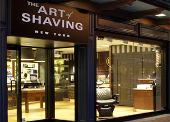the Art of Shaving kc