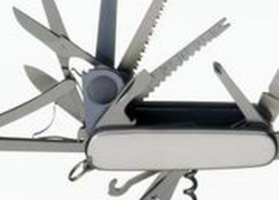 Swiss Army Knife Tricks   eHow.com