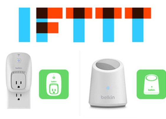 IFTTT launches Belkin WeMo Switch and Motion integration, site redesign   The Verge