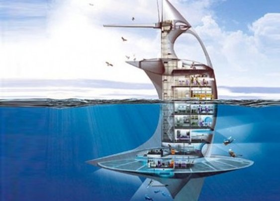 Futuristic SeaOrbiter vessel set for October construction