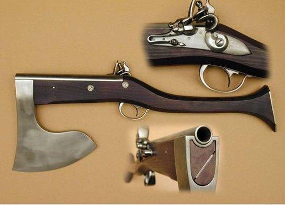 The Firearm Blog » Axe Guns