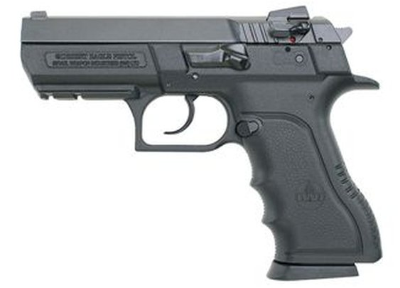 Magnum Research Baby Desert Eagle II, .40SW, Polymer, Semi-compact, 12 round - Style # BE9413RSL, MRI Shop / Firearms