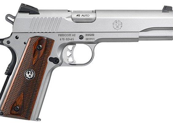 Ruger® SR1911™ Centerfire Pistol Models