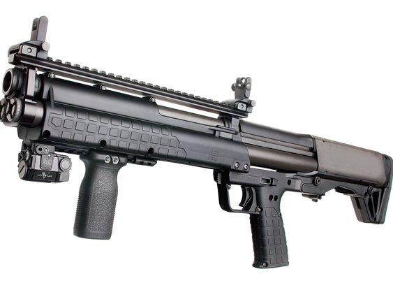 Kel-Tec 14+1 Tactical Shotgun
