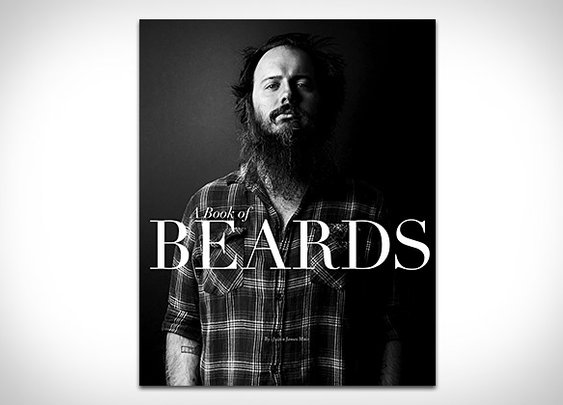 A Book of Beards | Uncrate