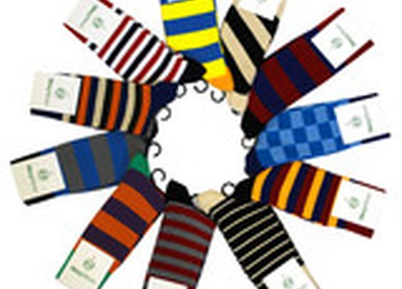 MoxyMaüs - The Complete Uptown Collection - MoxyMaus socks
