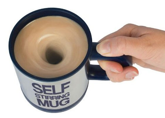 Self Stirring Mug | inStash