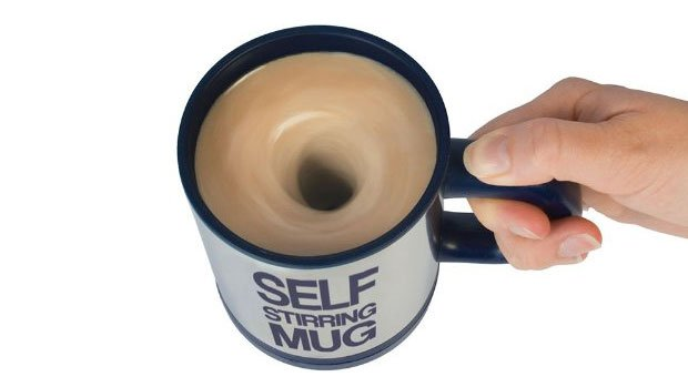 Self Stirring Mug | inStash