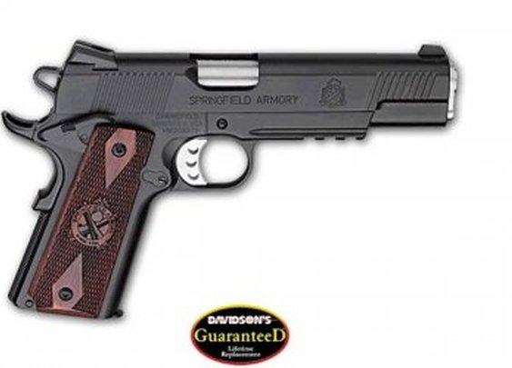My dream Pistol... Springfield Armory 1911 .45acp