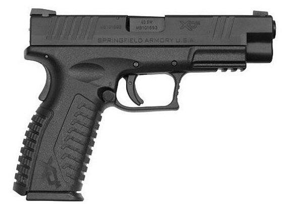 My pistol