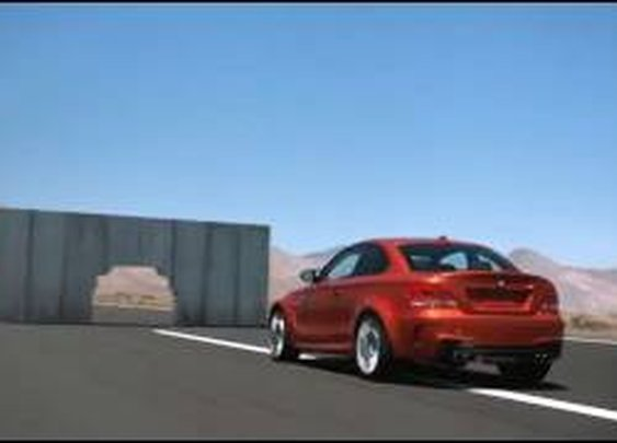 So cool... BMW 1M - Walls