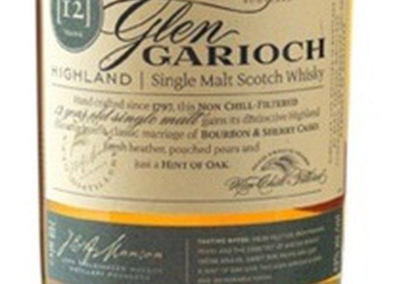 Glen Garioch 12 year old