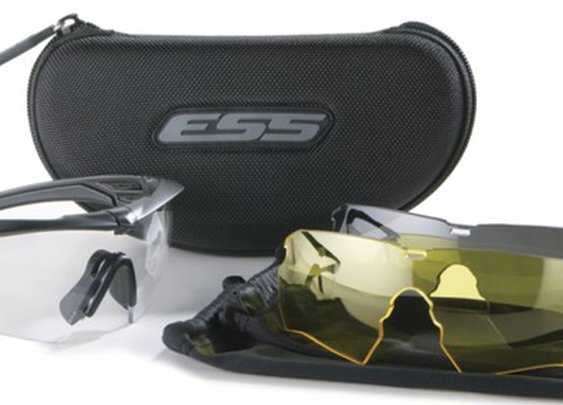 ESS Crossbow 3 Lens Eyeshield Kit