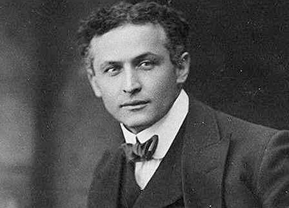 Harry Houdini | Headlines & Heroes