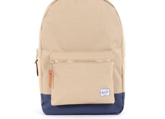 Herschel Supply Settlement Backpack - Khaki & Navy