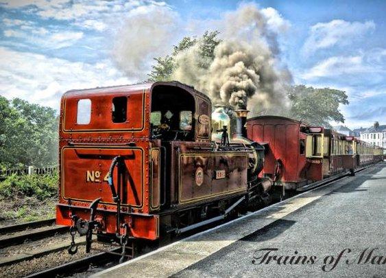 Isle of Mann Railway - Very Gentlemintly!