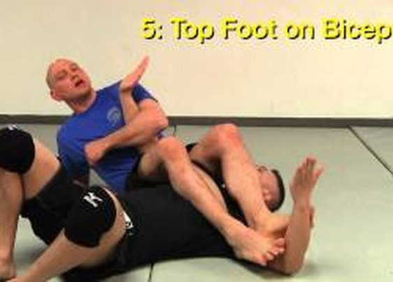 10 Ways to Finish the Armbar      - YouTube