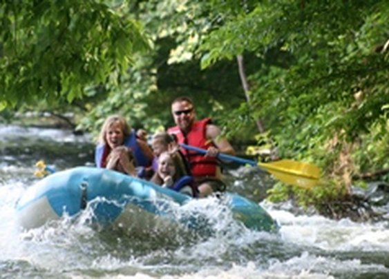 Ocoee River Rafting, Ocoee River Lodging - Tennessee Whitewater Rafting and Log Cabin Rental