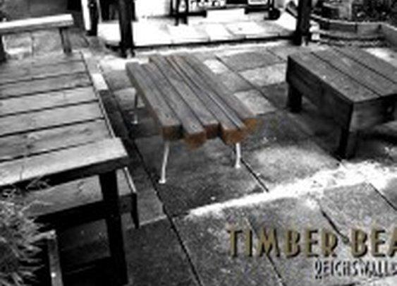 Reichswald Design – Timber Beam Table | 365 Days Design