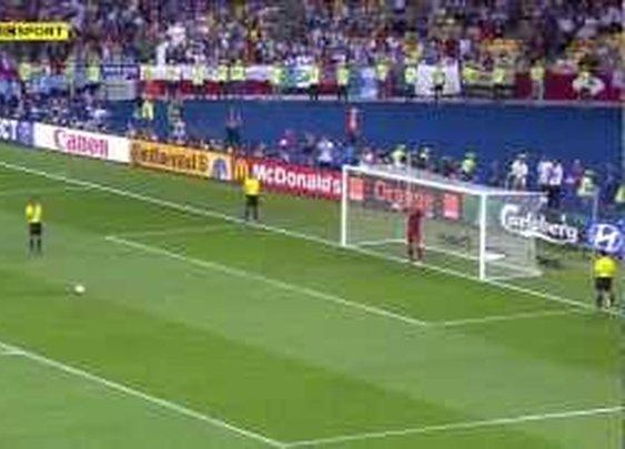 EURO 2012: England Vs Italia #Andrea Pirlo Panenka #GRANDE PIRLO HD      - YouTube