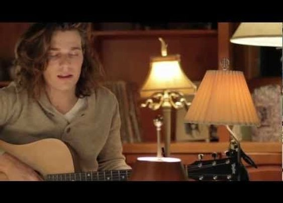 Colin Healy covers Coldplay.... Video