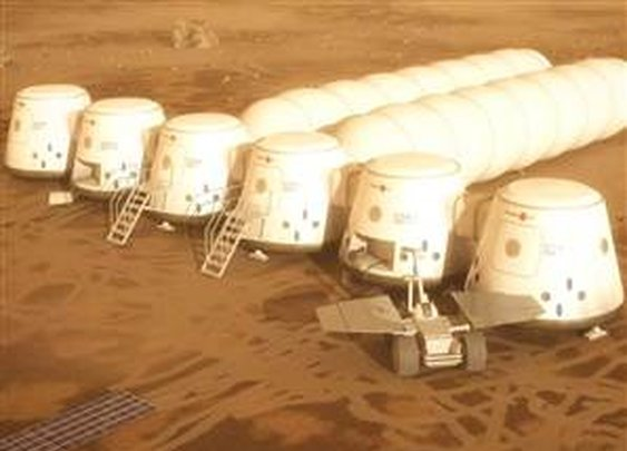 Want to move to Mars colony in 2023?