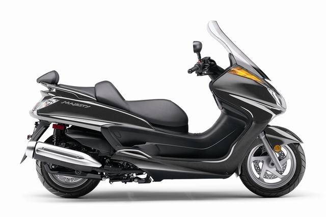 2009 Yamaha Majesty