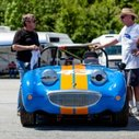 Austin-Healey at The Mitty 2012 | Nick Palermo, Freelance Auto Writer