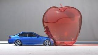 "BMW M5 - ""Bullet"" - High Performance Art      - YouTube"