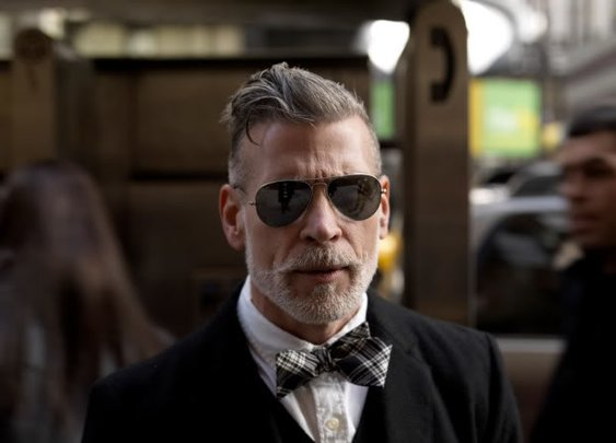 Offered Without Comment: Nick Wooster